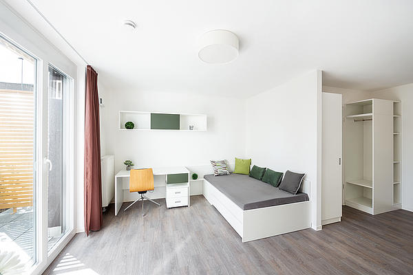 furnished apartments essen